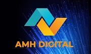 AMH Digital Logo